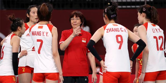 中國女排時隔29年再度小組賽出局