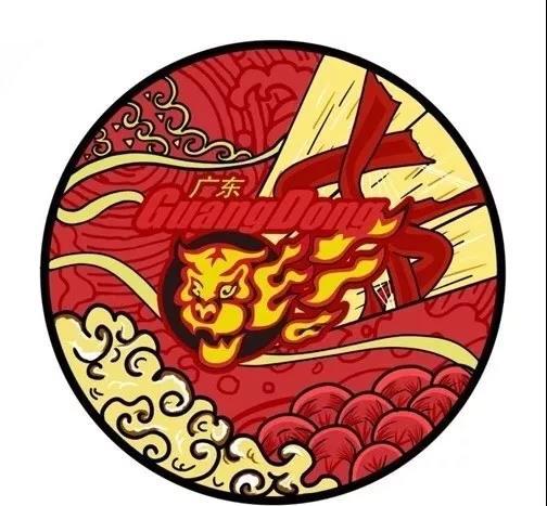中国风CBA球队LOGO