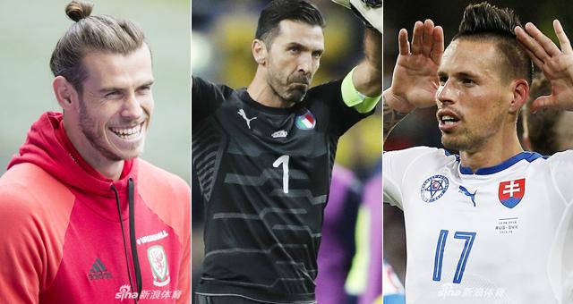 贝尔领衔落选世界杯最佳11人