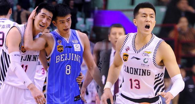 CBA季后赛-辽宁双加时胜北京 领先31分险遭逆转