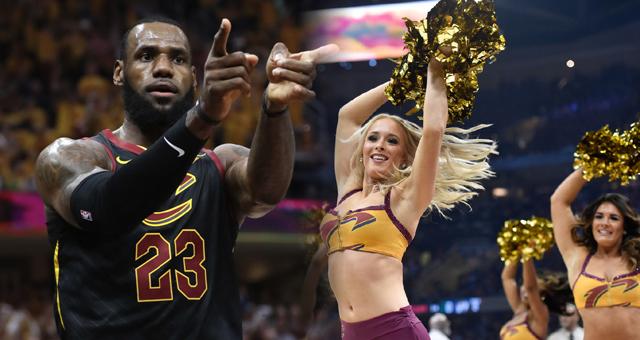 NBA东部决赛4-正直播凯尔特人vs骑士