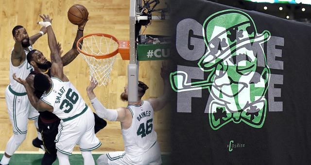 NBA东部决赛抢七-骑士VS凯尔特人生死战