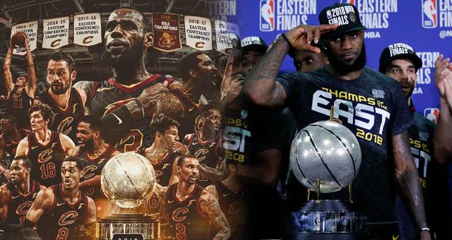 NBA-骑士4-3淘汰凯尔特人晋级总决赛