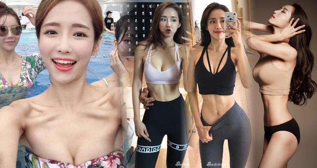 韩国美女健身教练:天使脸孔魔鬼身材