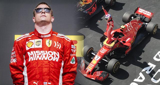 F1美国站-莱科宁夺重返法拉利首冠