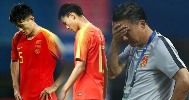 [亚青赛]中国0-1沙特阿拉伯