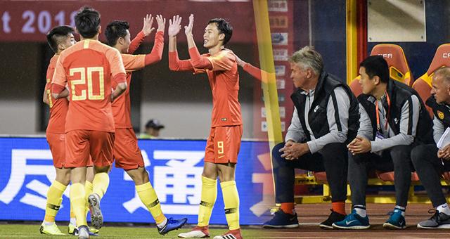 四国赛-国奥1-0泰国 希丁克开门红