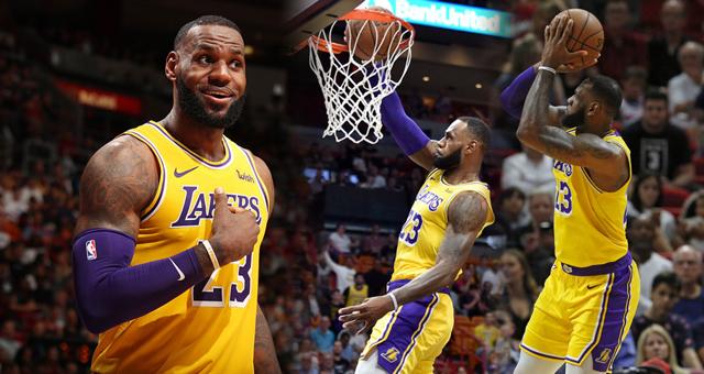 [NBA]湖人113-97热火 詹姆斯轰下51分