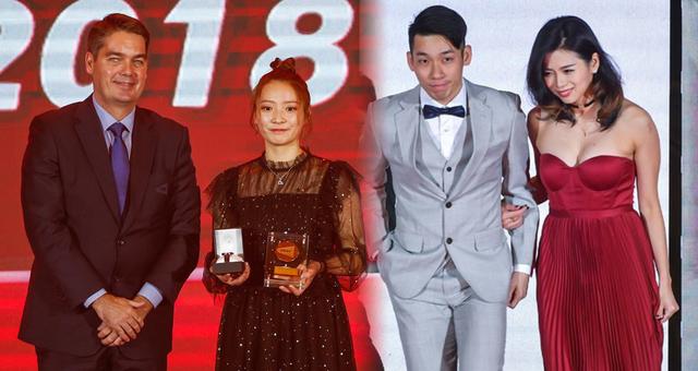 世界羽联年度颁奖典礼