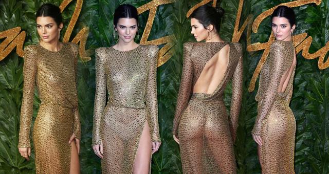 NBA新人王超模女友詹娜身着透视礼服亮相