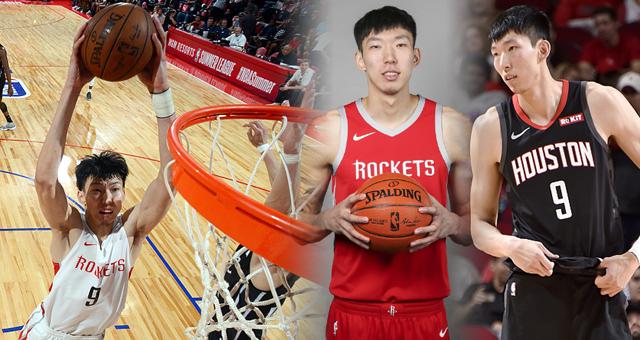 NBA-火箭裁掉周琦 回顾周琦火箭生涯