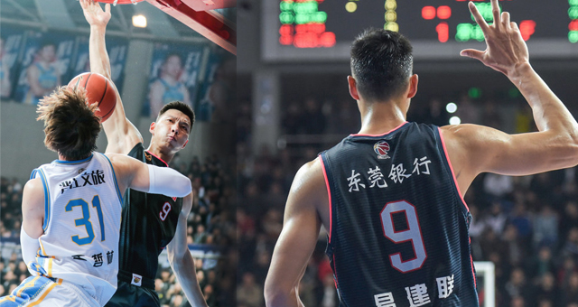 CBA-阿联两双 广东男篮39分横扫福建