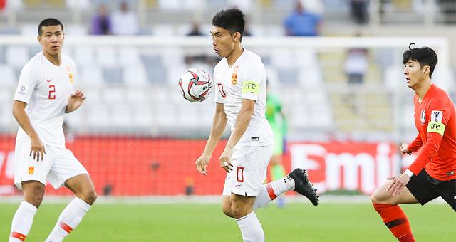 正直播亚洲杯-中国vs韩国