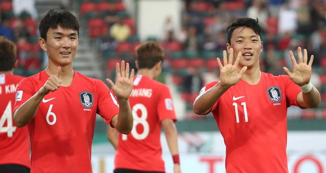 [亚洲杯]韩国2-1加时淘汰巴林
