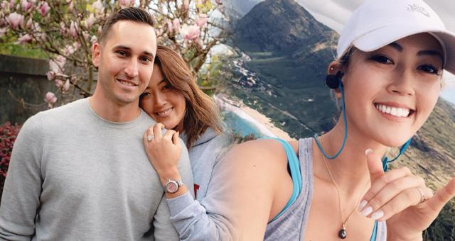 高尔夫小魔女魏圣美接受NBA名宿之子求婚