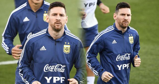 梅西重回阿根廷国家队 使用皇马基地训练