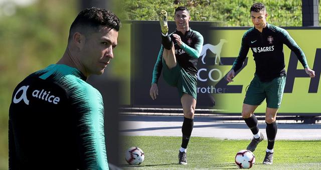 C罗世界杯后首次回归葡萄牙国家队