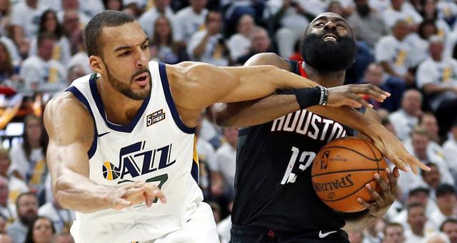 [NBA季后赛]哈登30分火箭末节崩盘 总分3-1