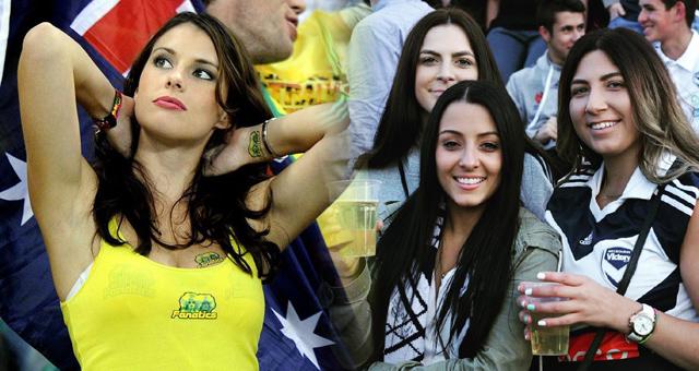 恒大vs悉尼感受澳洲女球迷 能否和中超女球迷一战