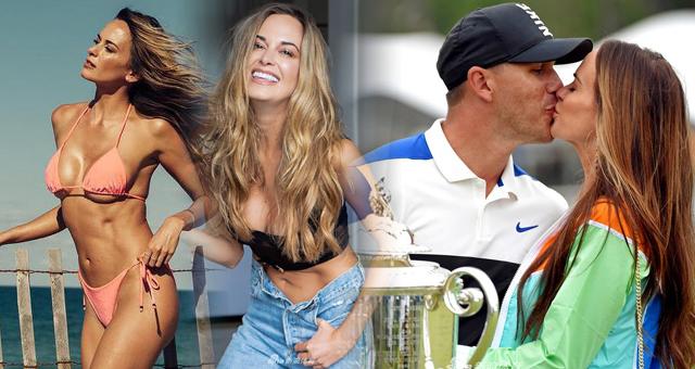 PGA锦标赛冠军科普卡性感女友