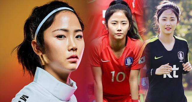 韩国第一美女球星李玟娥堪称亚洲小天后