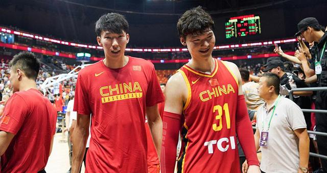 热身赛-王哲林25分 中国男篮胜澳洲NBL联队