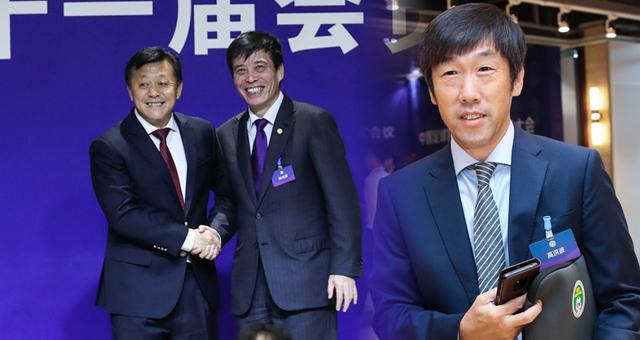 足代会召开众足球人现身 陈戌源当选新一届主席