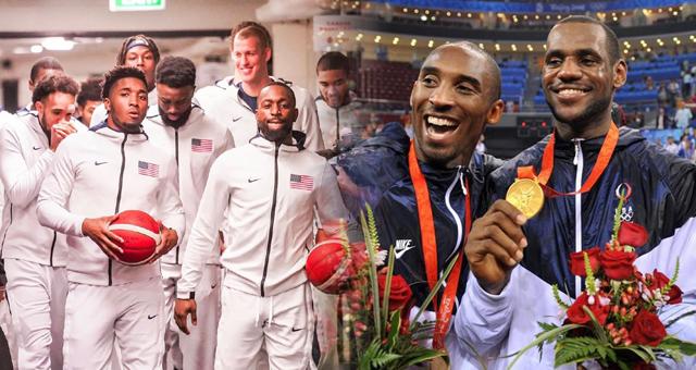 美国男篮历届世界大赛回顾 2019堪称最惨一届
