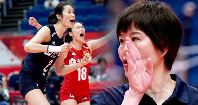 女排世界杯-中国3-0俄罗斯豪取三连胜