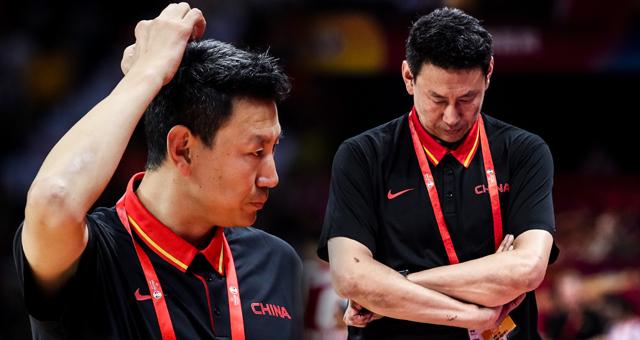 李楠申请辞去中国男篮主教练职务