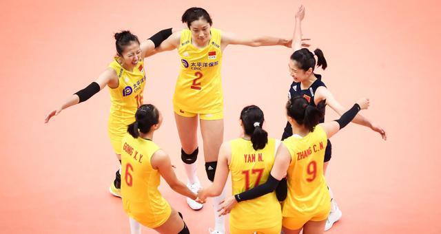 [女排世界杯]中国女排3-0横扫日本