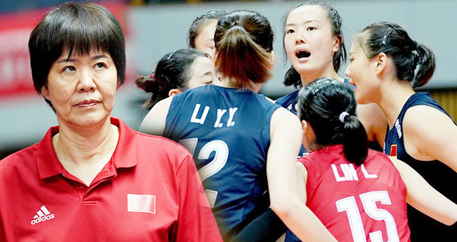 女排世界杯中国3-0肯尼亚 豪取8连胜