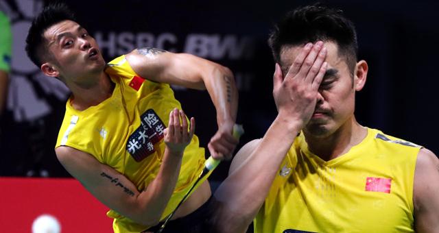 [丹麦羽毛球赛]林丹遭遇今年第7次一轮游