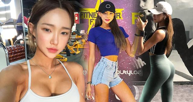 美女模特坚持健身受热捧 她用曲线征服众多粉丝