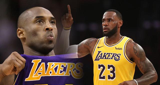美媒排21世纪NBA十大超巨:科比第三詹皇榜首