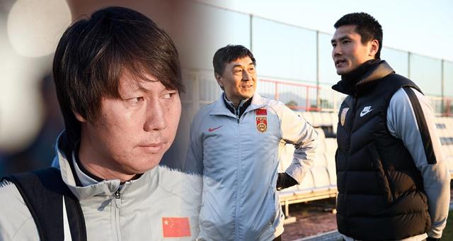 国足选拔队抵达釜山开始训练 邵佳一贾秀全热聊