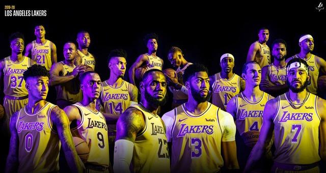 2019社交媒体最火十支球队:NBA仅湖人上榜