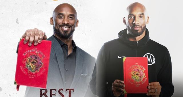 科比新书成全美最畅销书籍 两大销售榜单第一