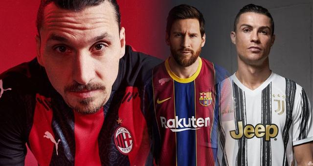 尤文巴萨皇马等球队新款球衣合集 哪一款最有型?