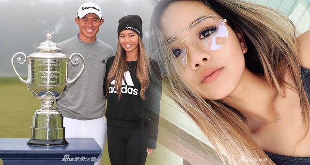 高尔夫大满贯冠军中国女友身材一流 成都妹子太阳光