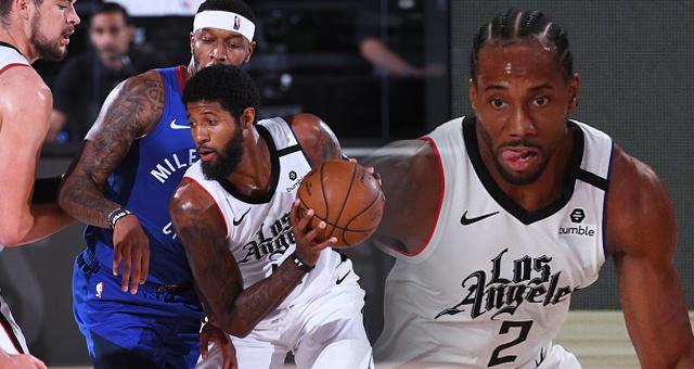 [NBA]快船124-111掘金 泡椒连续6场砍20+