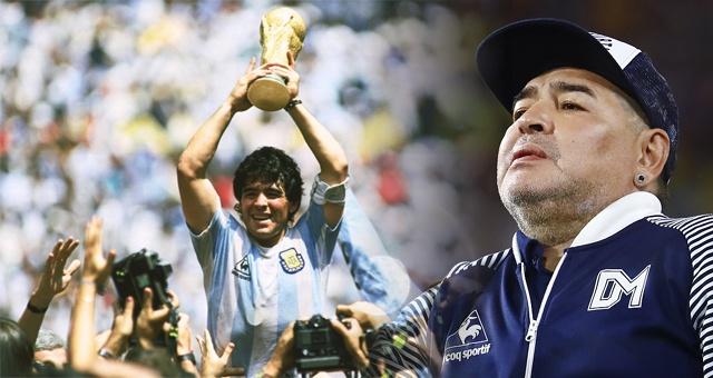 阿根廷传奇!马拉多纳60岁生日快乐