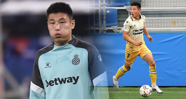 武磊身价跌至600万欧元 仍排中国球员身价首位