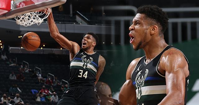 [NBA]快船100-105雄鹿 字母哥砍36+14