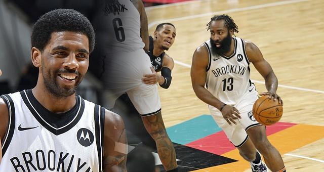 [NBA]篮网124-113马刺 哈登豪取三双欧文27+7