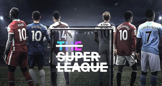 欧洲超级联赛发布公告宣布项目暂停