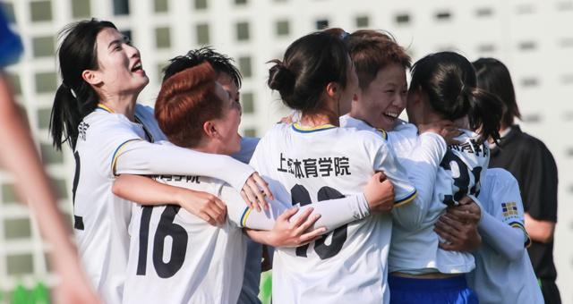 [青少年校园足球联赛]上海体院3-1北师大 成功卫冕