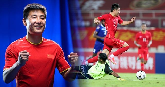 武磊当选世界杯亚预赛月度最佳球员