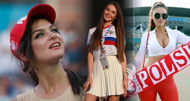 誰更美!歐洲杯小組賽各國美女球迷合集