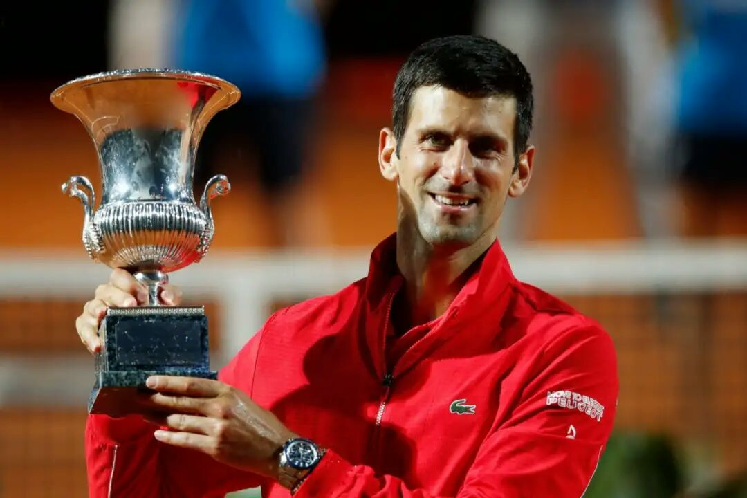 ATP罗马大师赛签表:德约卫冕战 纳达尔冲第十冠